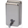 stainless steel soap dispenser top up